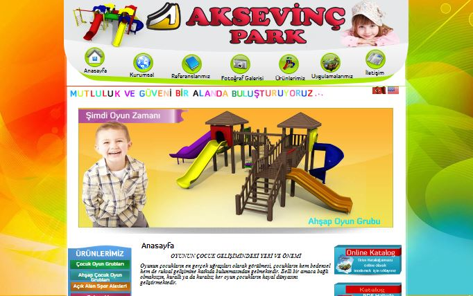 Aksevinç Park Ltd Şti